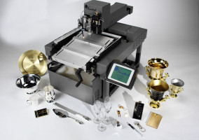 Xenetech GE Gift and Jewellery machine